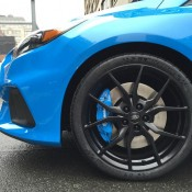 Ford Focus RS Spot 2 175x175 at 2016 Ford Focus RS Spotted in New York
