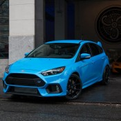 Ford Focus RS Spot 6 175x175 at 2016 Ford Focus RS Spotted in New York