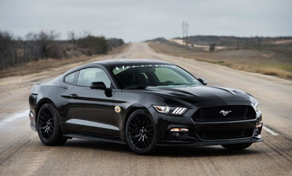 Hennessey Mustang Gt Now With 774 Hp