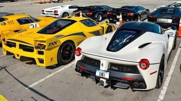 LaFerrari and Ferrari FXX 600x337 at Combo Spot: LaFerrari and Ferrari FXX
