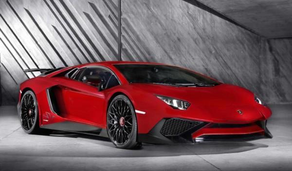 Geneva 2015: Lamborghini Aventador Superveloce