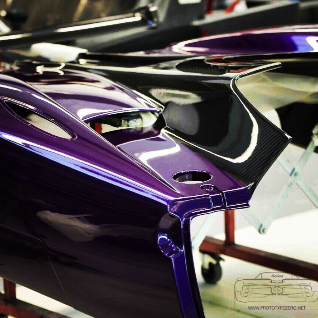 First Look Pagani Zonda Zozo