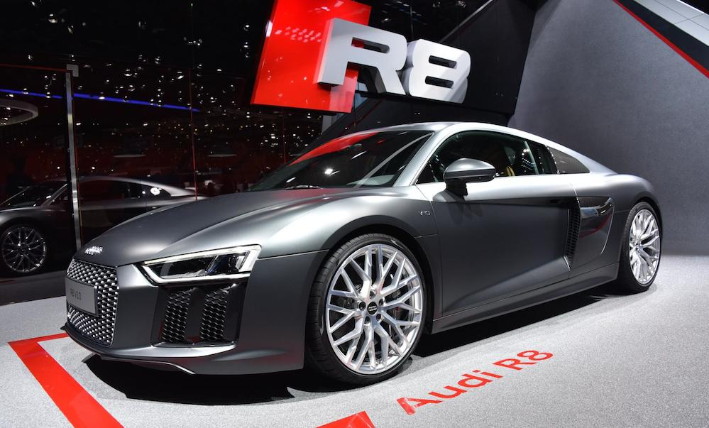 2016 Audi R8 UK Pricing Announced