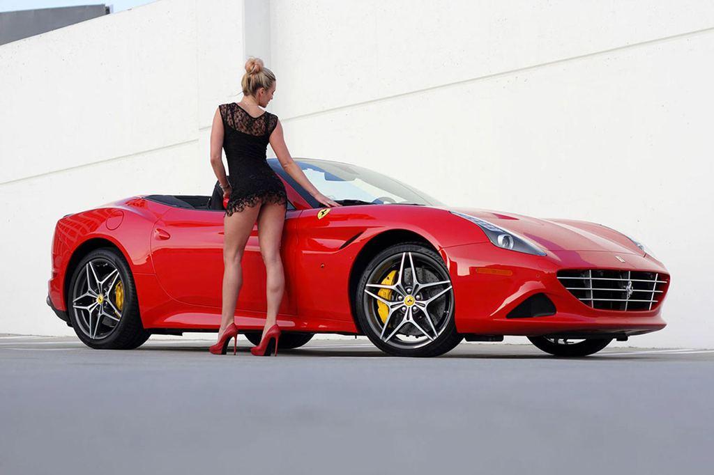 Weekend Eye Candy Ferrari California T
