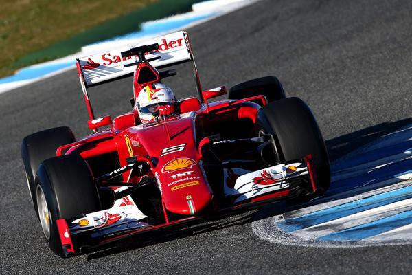 scuderia2 at Ferrari's 2015 Equation: New Car + New Driver = 2 Wins