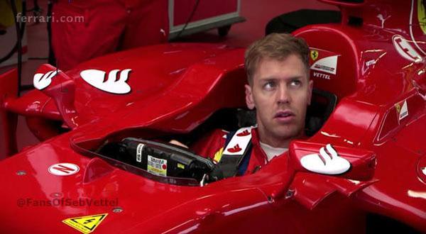 scuderia5 at Ferrari's 2015 Equation: New Car + New Driver = 2 Wins