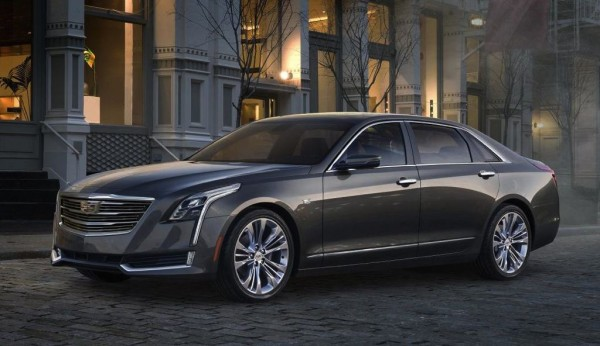 2016 Cadillac CT6 0 600x346 at Official: 2016 Cadillac CT6