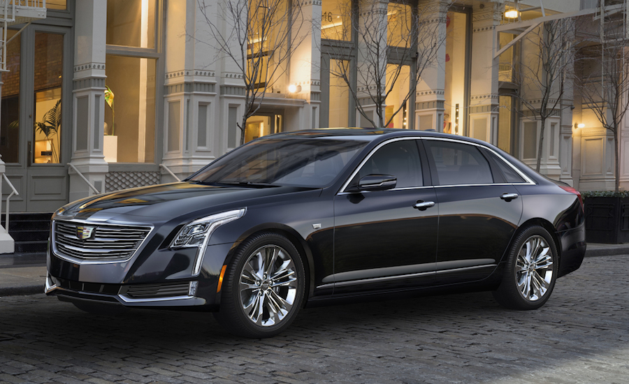 First 2016 Cadillac Ct6 To Be Auctioned For Charity