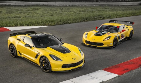 2016 Chevrolet CorvetteZ06 C7R Edition 001 600x355 at Official: 2016 Corvette Z06 C7.R Edition