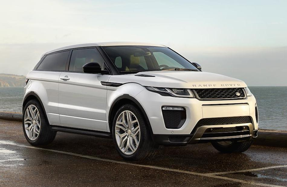 2016 range rover evoque priced from 30 200. Black Bedroom Furniture Sets. Home Design Ideas