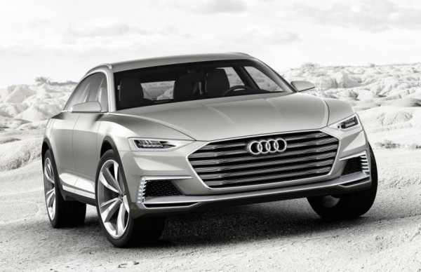 Official: Audi Prologue Allroad Concept