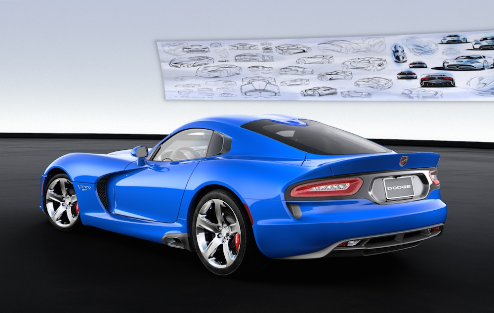Dodge Launches Online Viper Gtc Customizer Car News Top Speed