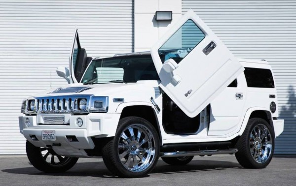 Forgiato Hummer H2-0
