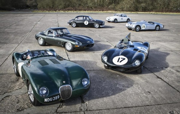 Jaguar Heritage Collection 0 600x379 at Gallery: Jaguar Heritage Collection
