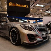 Lorinser Mercedes S Class live 1 175x175 at Lorinser Mercedes S Class W222 Looks Nicer in the Flesh