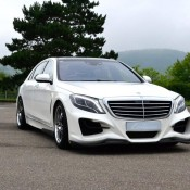 Lorinser Mercedes S Class live 10 175x175 at Lorinser Mercedes S Class W222 Looks Nicer in the Flesh