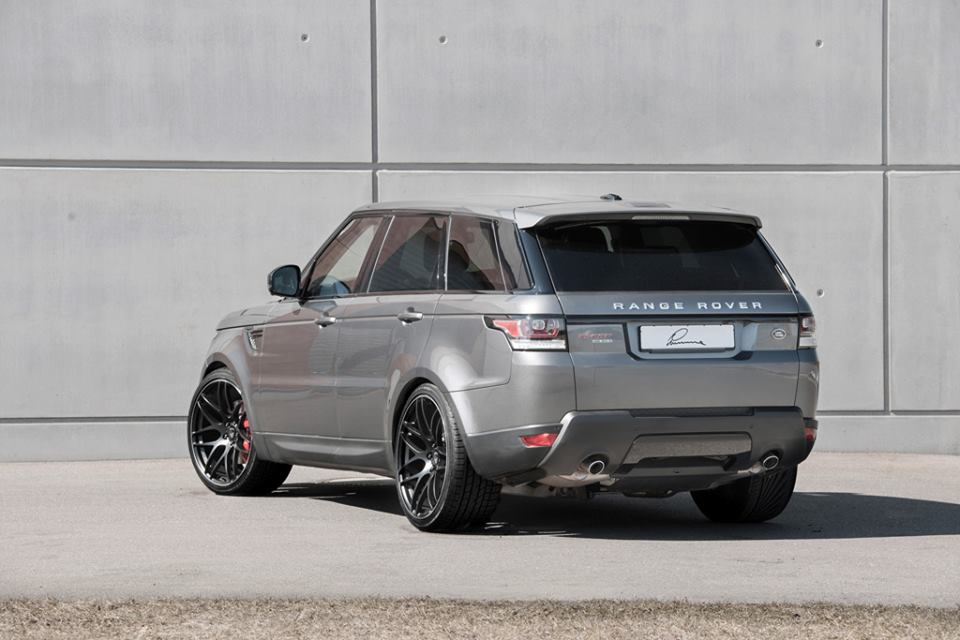 Range Rover Wheels on Bmw For Bmw x6 And Range Rover