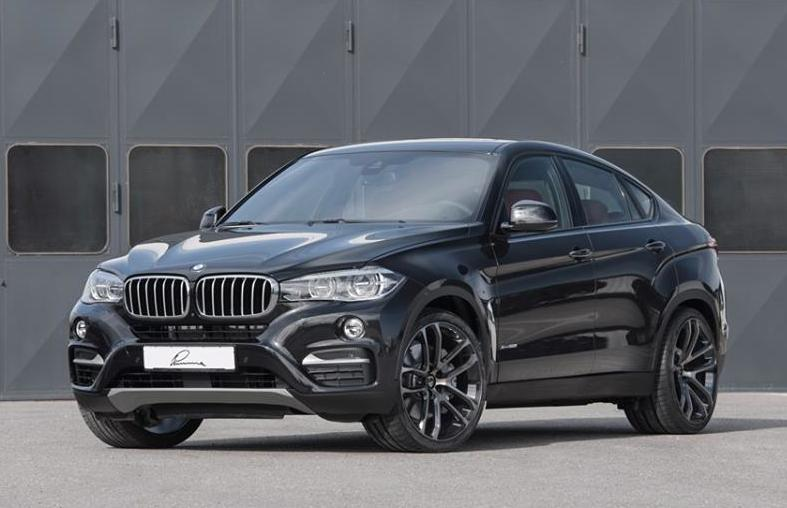 New Lumma Wheels For Bmw X6 And Range Rover Sport