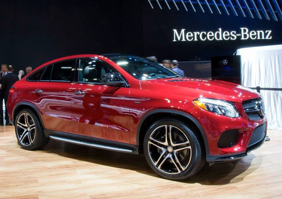 Gallery mercedes benz at new york auto show 2015 for Mercedes benz nyc