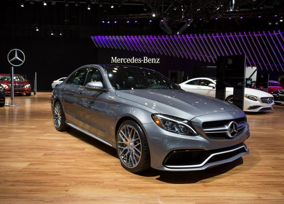 Gallery Mercedes Benz At New York Auto Show 2015
