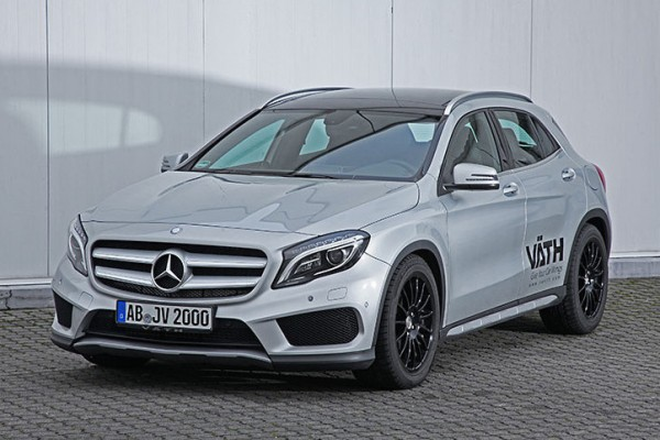 Mercedes GLA VATH 0 600x400 at Mercedes GLA 200 by VATH