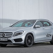 Mercedes GLA VATH 1 175x175 at Mercedes GLA 200 by VATH