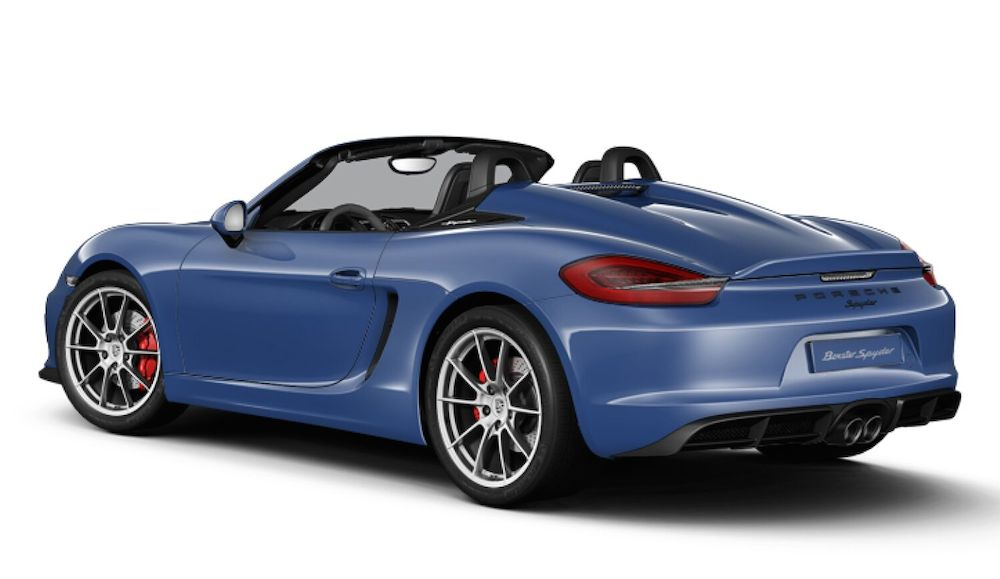 porsche boxster spyder supertunes. Black Bedroom Furniture Sets. Home Design Ideas