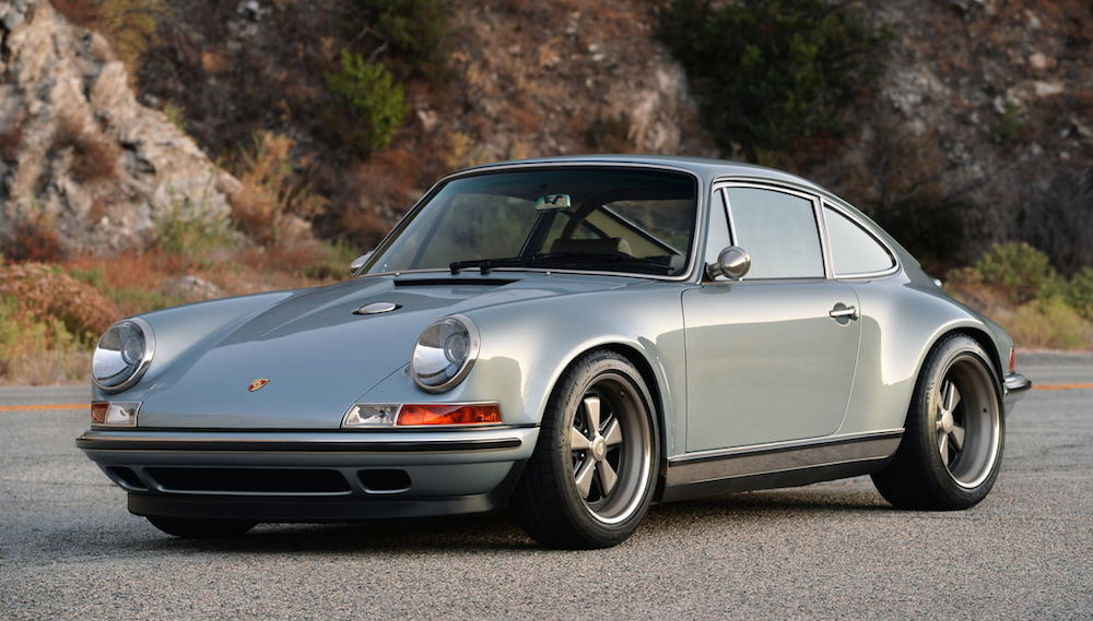 Singer Porsche 911 Virginia Quot Unveiled