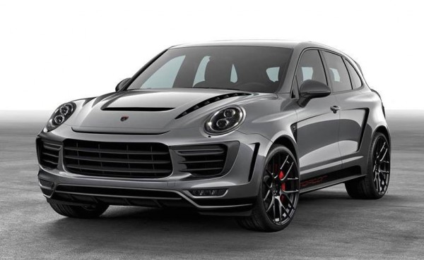 TopCar Porsche Cayenne Advantage 1 600x369 at Preview: TopCar Porsche Cayenne Advantage 2016