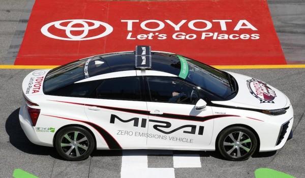 Toyota Mirai Pace Car-0