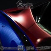 Ferrari 458 Embossed Wrap-3