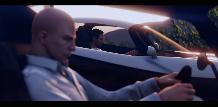 Furious 7 Scenes Recreated In Gta 5 In Honor Of Paul Walker