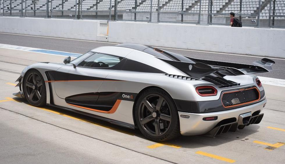 Koenigsegg One 1 Breaks The Lap Record At Suzuka