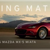 Mazda Launches Driving Matters Slogan Car News Top Speed
