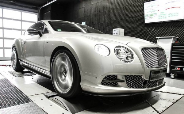 Mcchip Bentley Continental GT-0