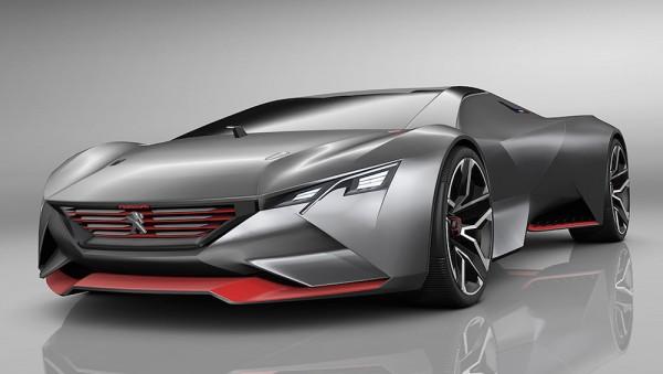 Peugeot Vision Gran Turismo-0