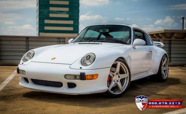 Porsche 993 Turbo ADV1 0 600x367 at Absolute Gem: Porsche 993 Turbo on ADV1 Wheels