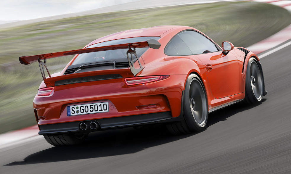 Porsche Officially Registers GT5 Name