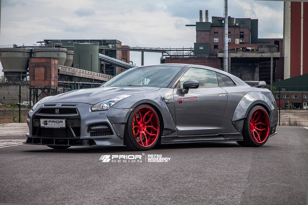 Prior Design Nissan Gt R Wide Body Kit