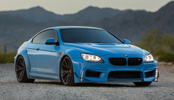 Prior Design Widebody BMW 650-0