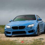 Prior Design Widebody BMW 650-1