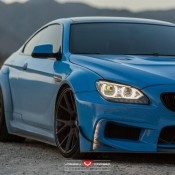 Prior Design Widebody BMW 650-3