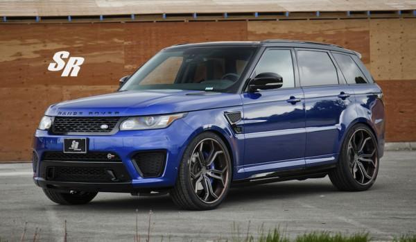 SR-Range Rover Sport SVR-0