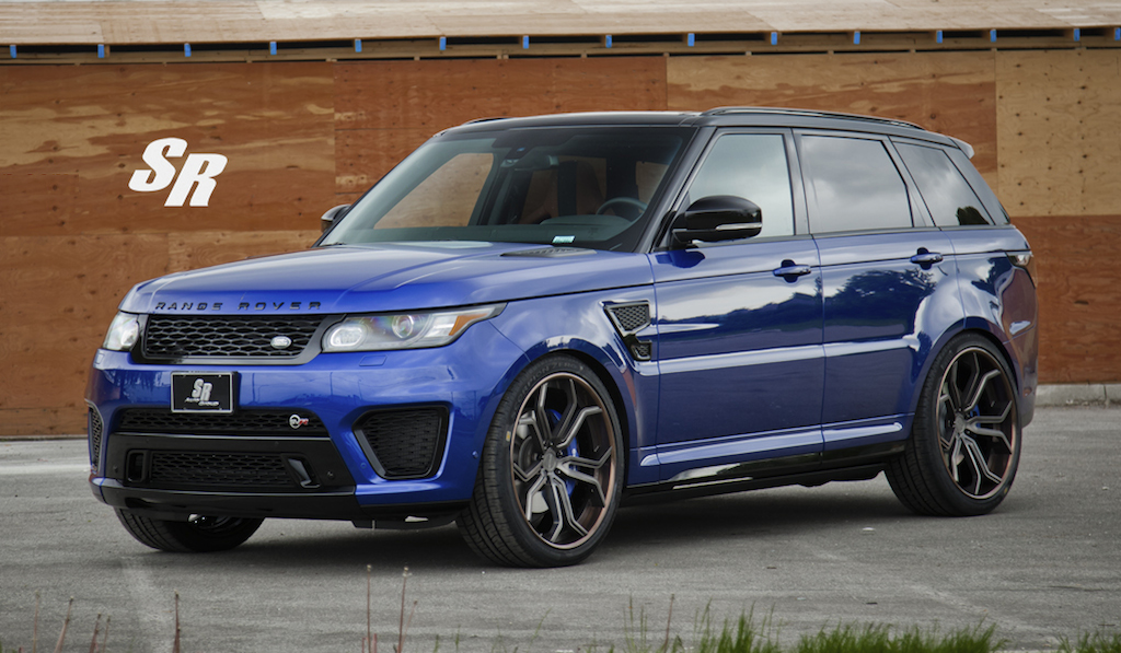 range rover sport svr by sr auto group. Black Bedroom Furniture Sets. Home Design Ideas