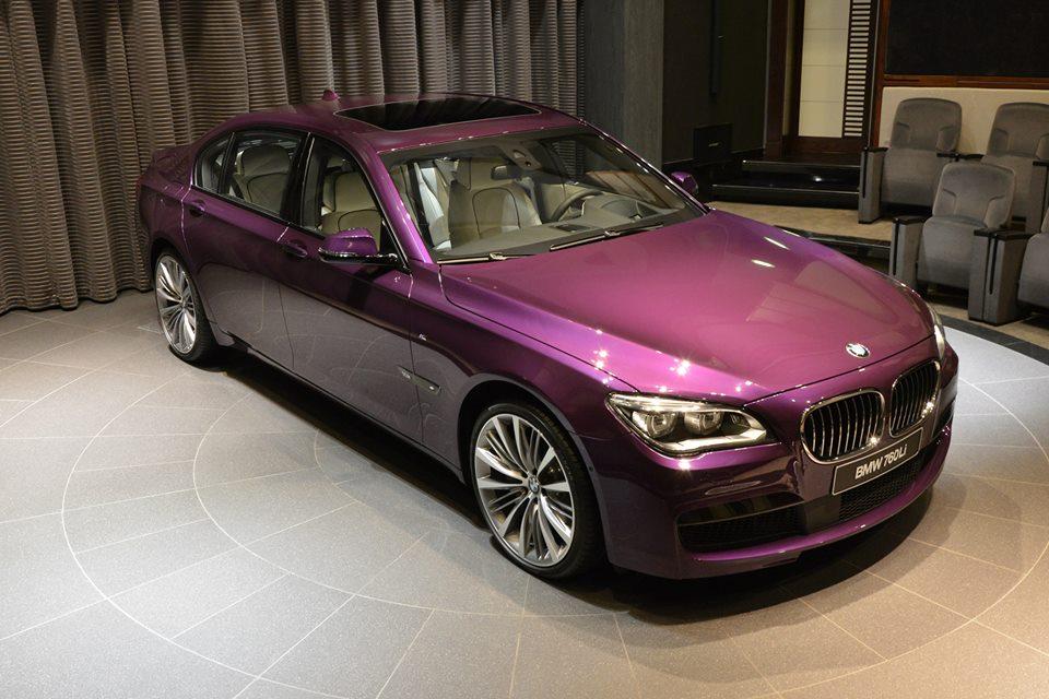 super 7er twilight purple bmw 760li at bmwad. Black Bedroom Furniture Sets. Home Design Ideas