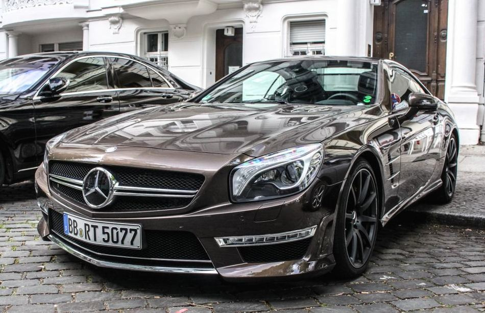 Is this the coolest color for mercedes sl r231 for Mercedes benz paint colors