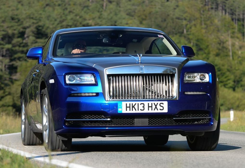 Rolls Royce Dawn Announced For 2016 Launch