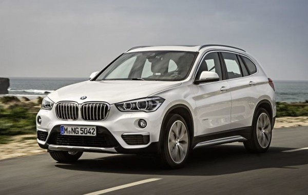 2016 BMW X1-0