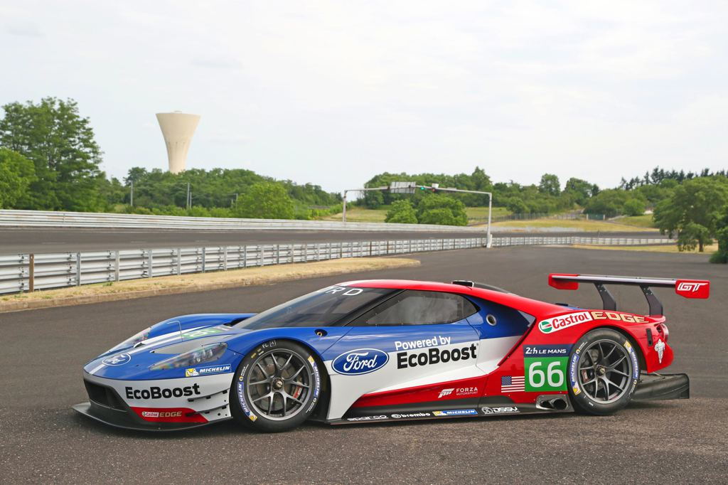 Official 2016 Ford Gt Lm Gte