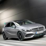 2016 Mercedes A-Class-6